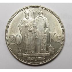 20 korun 1941 - St. Ciril and Metod