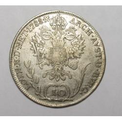 Joseph II. 10 kreuzer 1788 B