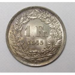 1 frank 1945