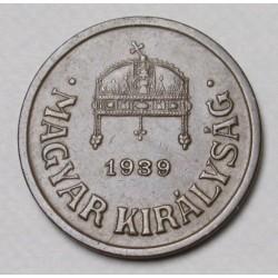 2 fillér 1939