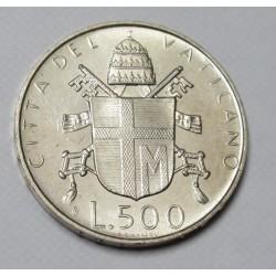 500 lire 1980