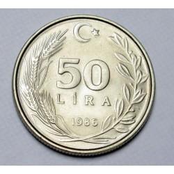 50 lira 1986