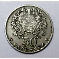 50 centavos 1962