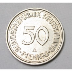 50 pfennig 1990 A