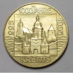 20 schilling 1995 - Krems an der Donau