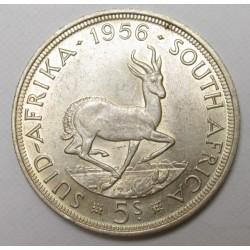 5 shillings 1956