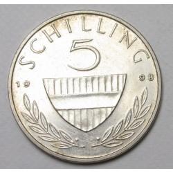 5 schilling 1998