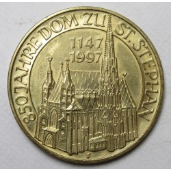 20 schilling 1997 - St. Stephen's Cathedral