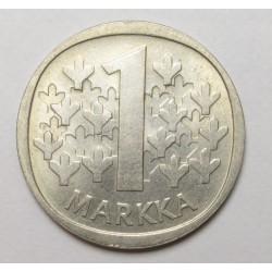 1 markka 1974