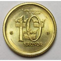 10 kronor 2001