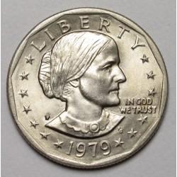 1 dollar 1979 P