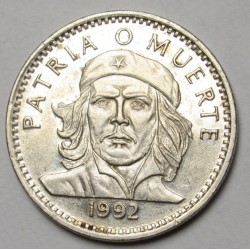 3 pesos 1992 - Che Guevara