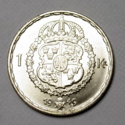 1 krona 1949