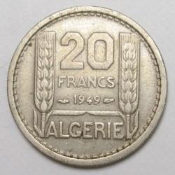 20 francs 1949
