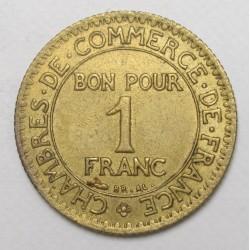 1 franc 1923