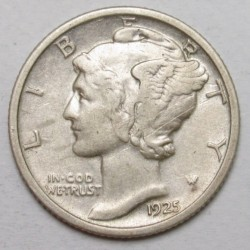 one dime 1925