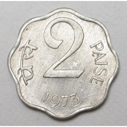 2 paise 1973