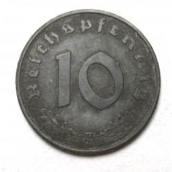 10 reichspfennig 1944 E