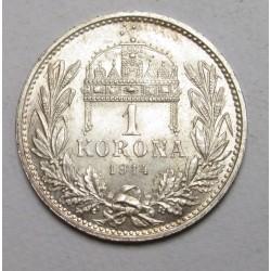 1 korona 1914