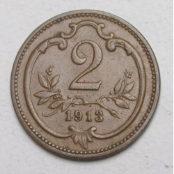2 heller 1913
