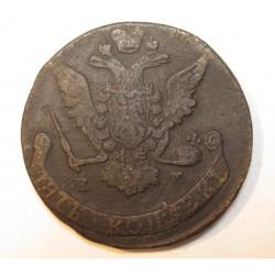 5 kopeks 1769