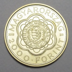 2000 forint 2014 - Mary's gold forint