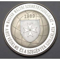 2000 forint 2014 PP- Hungarian Maltese Charity Service