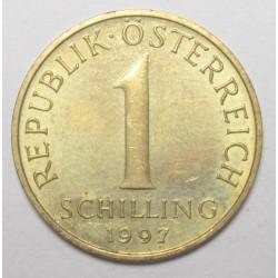 1 schilling 1997