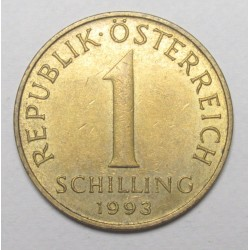 1 schilling 1993
