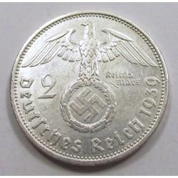 2 Reichsmark 1939 A