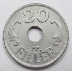20 fillér 1941