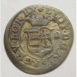 Leopold I. denár 1695 KB