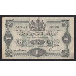 1 krona 1916