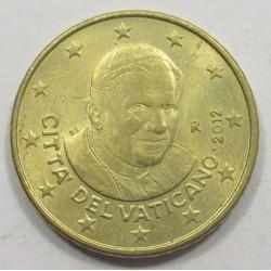50 eurocent 2012
