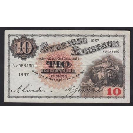10 kronor 1937