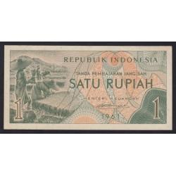 1 rupiah 1961