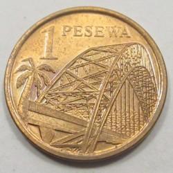1 pesewa 2007
