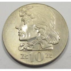 10 zloty 1971