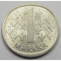 1 markka 1982