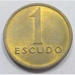 1 escudo 1982