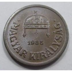 2 fillér 1935