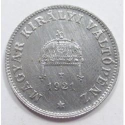 20 fillér 1921