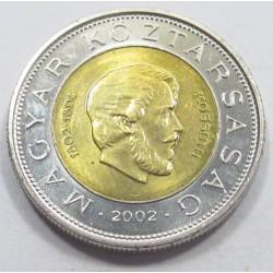 100 forint 2002 - Kossuth Lajos