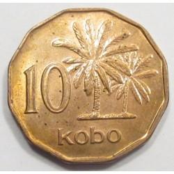 10 kobo 1991