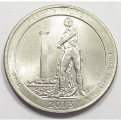 quarter dollar 2013 P - Perry's Victory