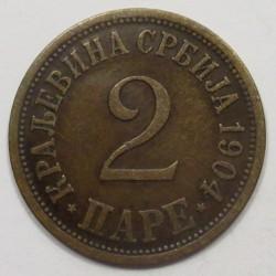 2 pare 1904