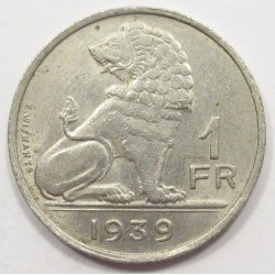 1 francs 1939