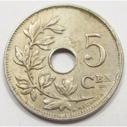 5 centimes 1914