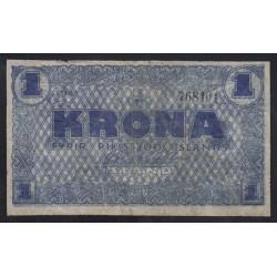 1 króna 1941