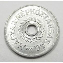 2 fillér 1955
